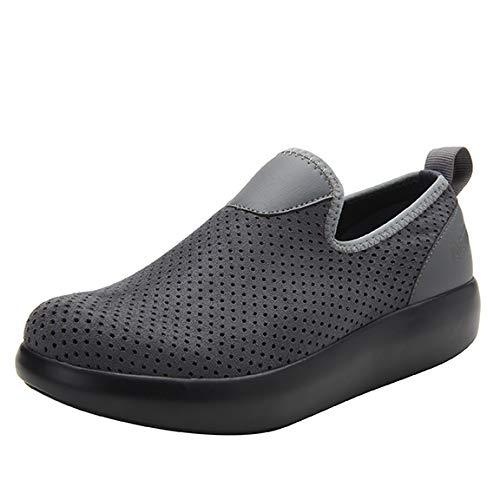 Alegria Women's Eden Ash Flow Shoe 9.5-10 M US
