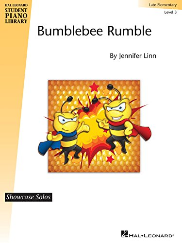 Bumblebee rumble piano