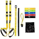 PIBE Entrenamiento Suspensión, Trainer Suspension Fitness Pro...