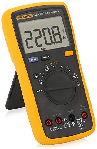 FLUKE 15B+ Seattle Mall F15B+ Auto Range Digital Probe Meter Multimeter Store