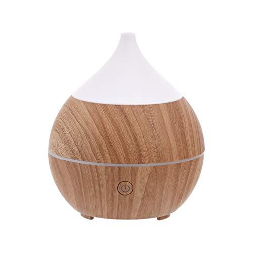 Amazon Basics Difusor de aceites esenciales ultrasónico para aromaterapia,...