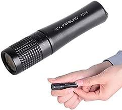LED AAA Flashlight - Ochoos Mi6 XP-G3 120Lumens Mini Portable EDC LED Keychain Flashlight +AAA