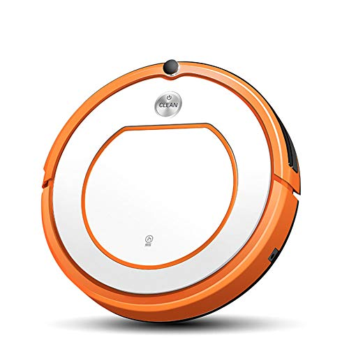 Best Bargain YBZS Robot Vacuum Cleaner Dry and Wet Cleaning for Hard Floor Pet Hair Planned Cleaning...