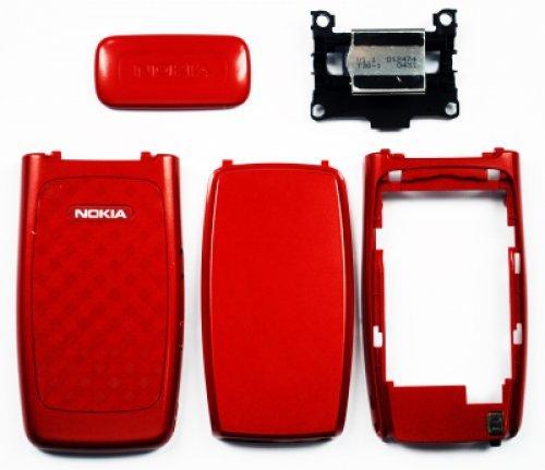 GUSCIO Per Nokia 2650Red (Front + Middle + B.C) (Original)