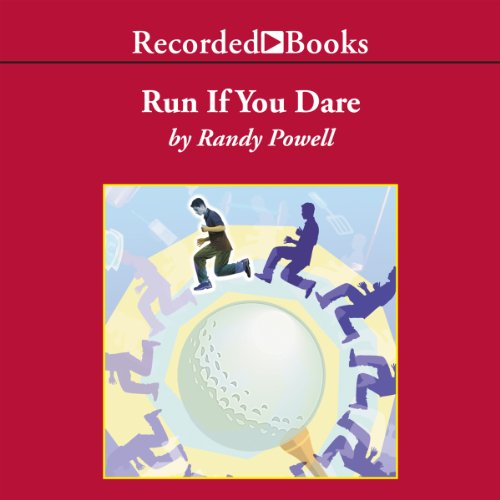 Run If You Dare audiobook cover art