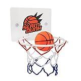 mini basketballkorb Slam DunkMini Basketball Brett Dekomprimieren Spielzeug Freizeit Sport mit Ball...