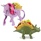 TriceraTaco and Unicorn Taco Holders - Dinosaur and Mythical Themed Novelty Stands