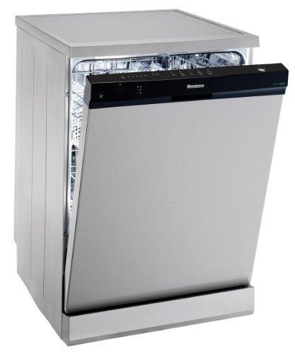Blomberg GSN 9222 XSP Freistehender Geschirrspüler / A+ A / 1.03 kWh / 12 MGD / 15 L / AquAvoid(TM) plus / Fingerprint free / edelstahl / 60 cm