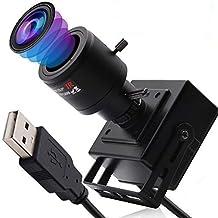 Varifocal Lens Usb Camera Full HD 2448P Usb Webcam Mini Camera,8 MP High Definition Usb with Cameras,USB2.0 Web Cameras,Pl...