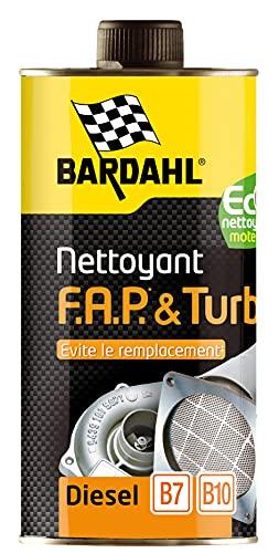 Detergente FAP E Turbo Preventiva E Effetti Curativi Senza Smontaggio Bardahl
