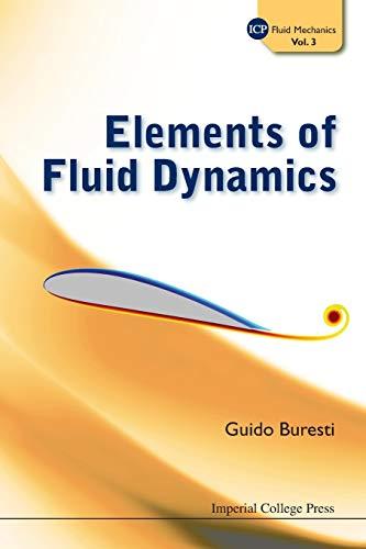 Elements Of Fluid Dynamics [Lingua inglese]