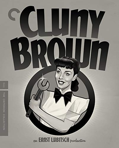 Cluny Brown (The Criterion Collection) [Blu-ray]