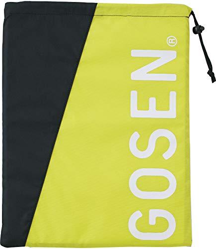 ゴーセン(GOSEN) テニス バドミントン シューズ ケース Utility BA20USC ライムイエロー