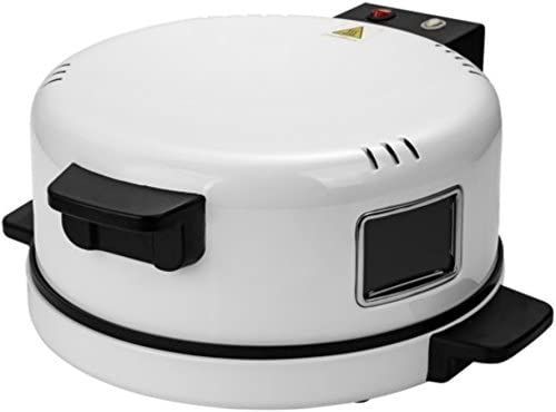 """high quality Electric Arabic Persian Middle online Eastern Pita Bread Maker 11.5"""" 1500-W Non Stick Toaster Saj Tortilla high quality Pan online"""