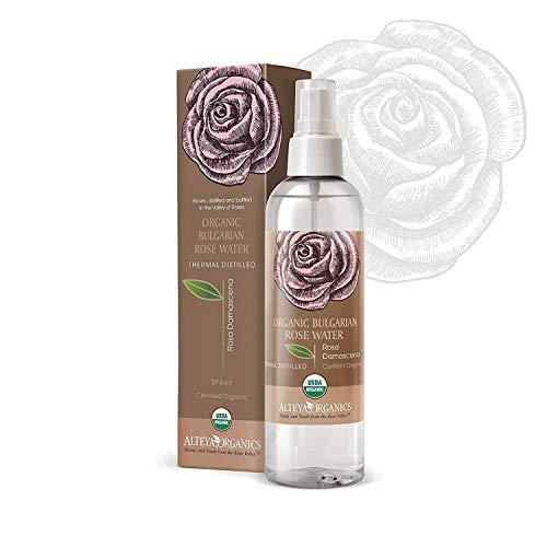 Alteya Organics Bulgarian Rose Water Review
