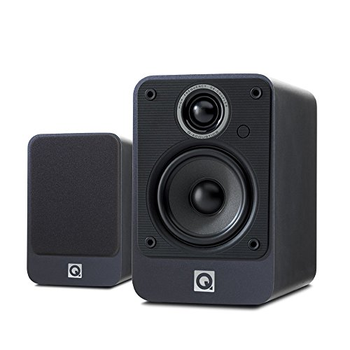 Q Acoustics 2010i Bookshelf Speakers (Pair) (Graphite)