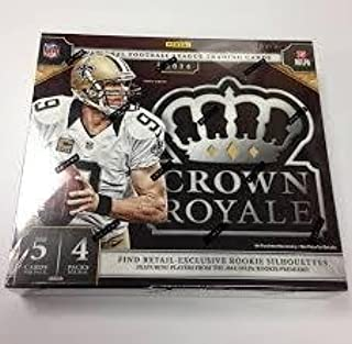 2014 crown royale football cards
