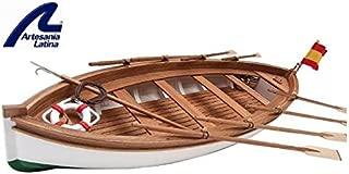 Artesania Latina 019019 - Maqueta de Barco Salvavidas Elcano (Escala 1:35)