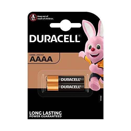 DURACELL Ultra Batterie Mini AAAA B2 LR61 2er Blister 1,5 V