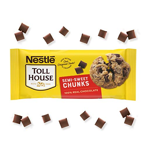 Nestle Toll House Semi Sweet Chocolate Chunks