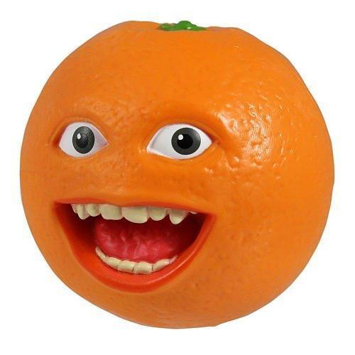 アノーイング オレンジ キッチン クルー トーキング フィギュア/オレンジ(タイプB/ラフィン)