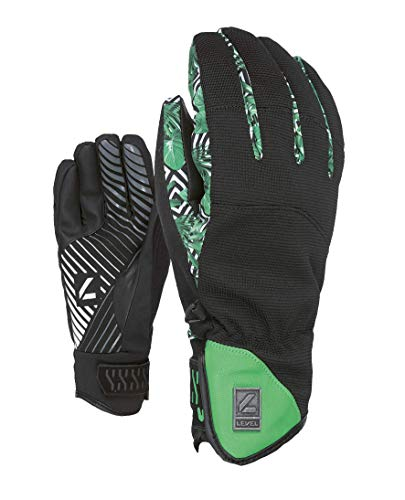 Level Herren Suburban Handschuhe, Green, 9