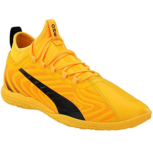 PUMA Mens One 20.3 It Soccer Cleats - Yellow - Size 13 D
