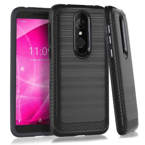 Alcatel TCL A1X Hybrid Cover Case by PhoneTastic