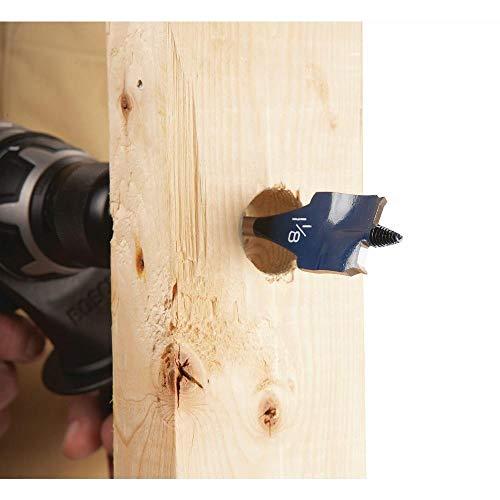 Bosch DSB5013P 13-Piece Daredevil Spade Bit Set in Pouch,Blue