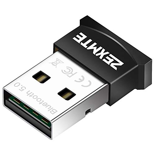 USB Bluetooth 5.0 Adapter for PC USB Dongle Adapter Compatible with PC...