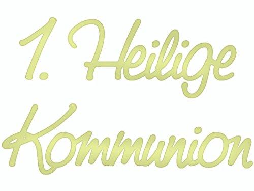 Knorr prandell Wachsschrift 1.Heilige Kommunion go