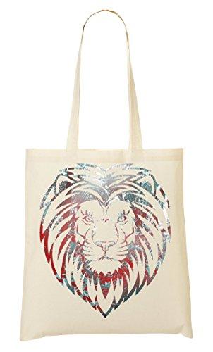 Im   Jungle King   Animal Collection   Cool T Shirt   Nice To   Super   Osom Lion   Popular Predator   Yolo Swag Tragetasche Einkaufstasche