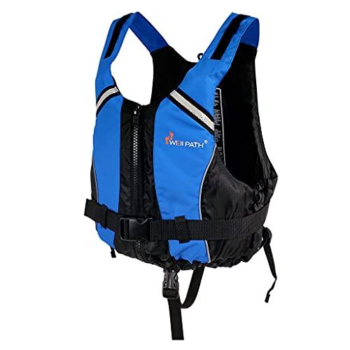 Giubbotto salvagente per adulti, taglia per adulti Sport acquatici Giubbotto salvagente Giubbotto per pesca Vela Surf Canottaggio Kayak per sport acquatici