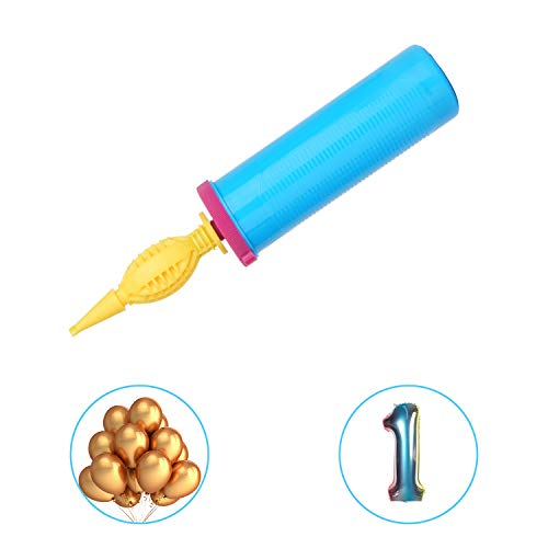 Siumir Bomba para Globos Bidireccional Hinchador de Globos I
