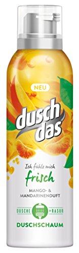 Duschdas Duschschaum + Rasur Ich fühle mich frisch 200 ml, 6er Pack (6x 200ml)