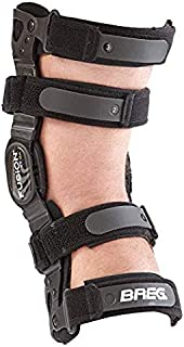 Breg Fusion XT OA Plus Knee Brace, for Patients Who Participate in High-Impact Activities (Large Left)