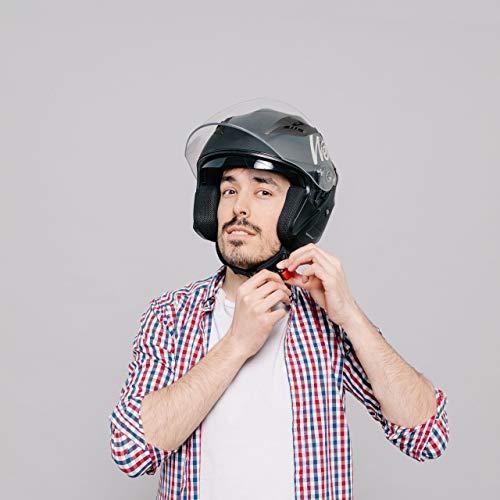 Westt Jet - Open Face Motorcycle Helmet - USA Street Legal