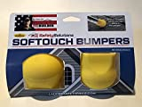 Ladder Stabilizer Bumpers, Ladder Standoff Rubber End Caps, Ladder Standoff Protective Covers, Original Softouch Bumpers - 2 Pack