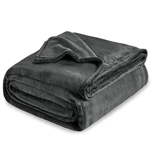 Bedsure Mantas súper suaves para sofá...
