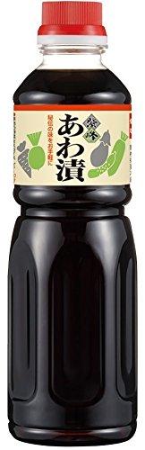 柴沼醤油醸造 紫峰 あわ漬 1000ml