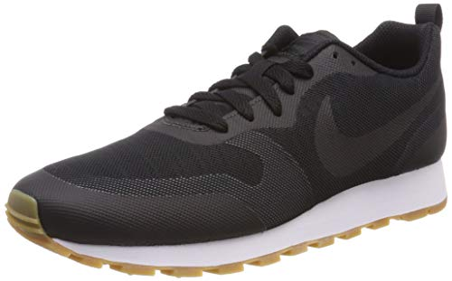 Nike Herren MD RUNNER 2 19 Laufschuhe, Schwarz (Black/Black/Anthracite/Gum Light Brown 001), 39 EU, (UK 6)