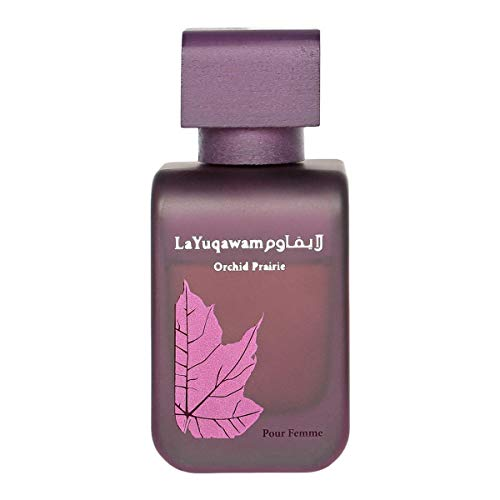 Rasasi La Yuqawam Orchid Prairie by Rasasi Eau De Parfum Spray 2.5 oz / 75 ml (Women)