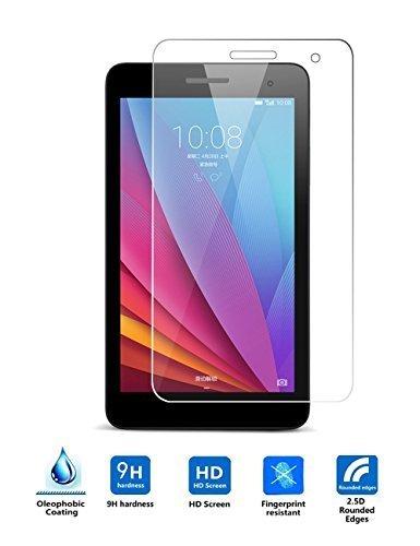 Huawei MediaPad T1 7.0 Cristal Templado Protector Vikoo 9H 0.33mm Ultra Delgado Shatterproof Pantalla de Vidrio Templado Flim Tempered Glass Screen Protector para Huawei MediaPad T1 7.0