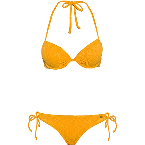 Buffalo Damen Bikini Set gelb 40 / C