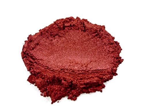 51g/1.8oz Merlot Mica Powder Pigment (Epoxy,Resin,Soap,Plastidip) Black Diamond Pigments