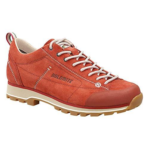 Dolomite Unisex-Erwachsene Zapato Cinquantaquattro Low W Trekking- & Wanderhalbschuhe, Ge Re/Ca Be, 36 EU