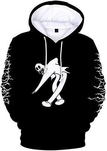 zedale G-hostemane 3D Men s and Women s Mercury Retrograde Image Print Hoodie Sweatshirts Sweatpants (2,XL)
