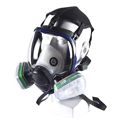Visit the MASP Full Face Mask Respirator on Amazon.