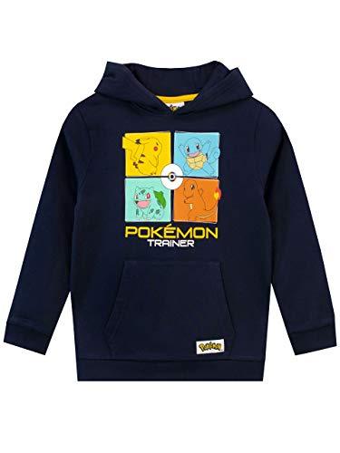 Pokemon Jungen Kapuzenpullover Mehrfarbig 146