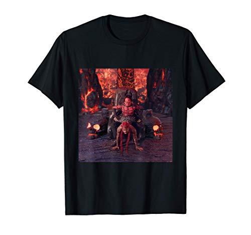 Lil Nas X Official Satan Montero T-Shirt